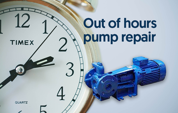 time pump repair