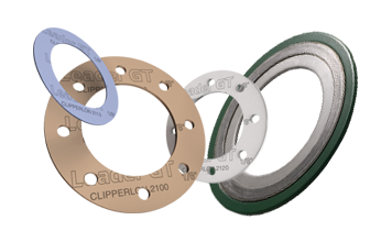 Fibre, Graphite, PTFE and Rubber Gaskets