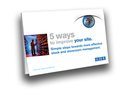 5 ways to improve your site from ERIKS